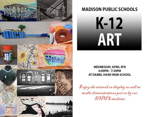 ... K-12 Art Show