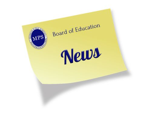 Board of Education Newsletter