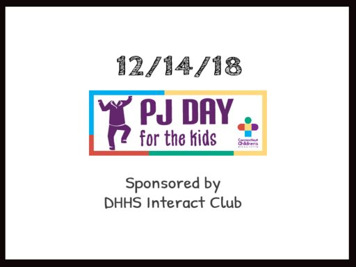 PJ Day for the Kids  - Dec 14