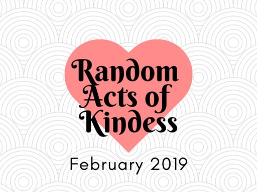 February is Kindness Month!