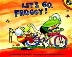 Let's Go Froggy by Jonathan London