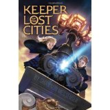 Keeper of Lost Cities by Shannon Messenger