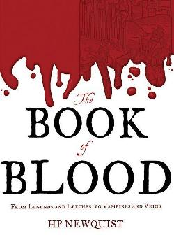 Book of Blood by H.P. Newquist