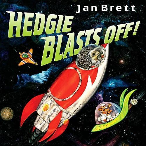 Hedge Blasts Off!