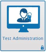 Test Administration Login