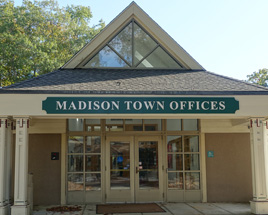 Central Office is located at Madison Town Campus, 10 Campus Dr, Madison, CT